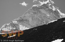 Lhotse Shar, monochrome HB-32
