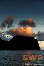 Island Sunrise CH-00020